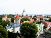 Über den Dächern von Tallinn