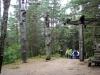 Skulpturen auf dem Hexenberg