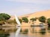 Felukken-Fahrt auf dem Nil