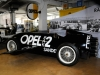 Raketenbetriebener Opel RAK2 mit ca.120 Kilo Sprengstoff