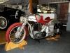 Raketenbetriebenes Motorrad