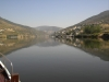 Fahrt auf dem Douro