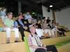 Unsere Gruppe im Besucherzentrum