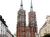 Kathedrale in Breslau