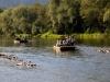 Flossfahrt auf dem Fluss Dunajec