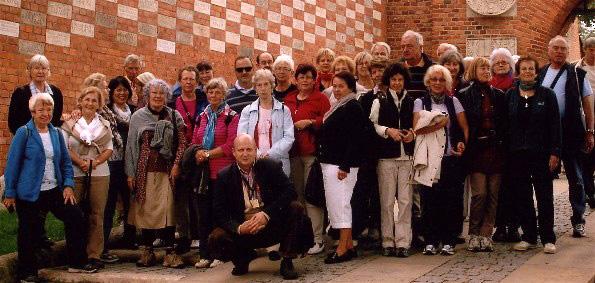 Gruppenfoto Südpolenreise